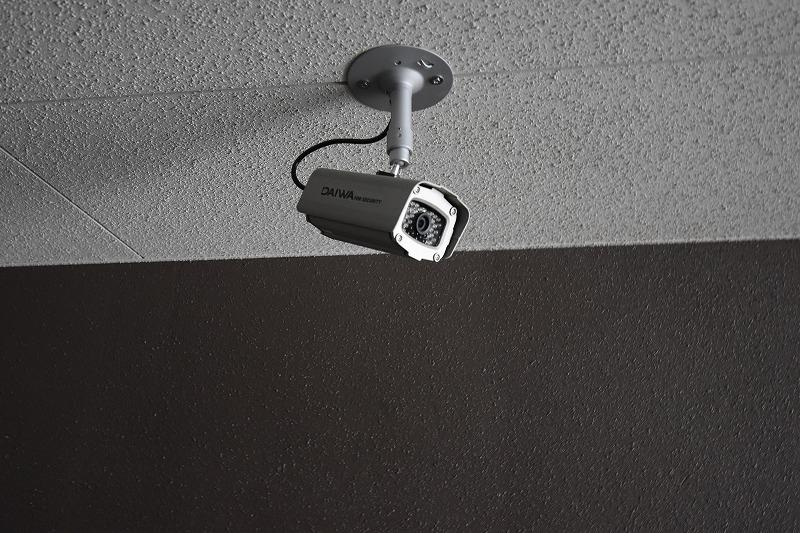防犯カメラ x8