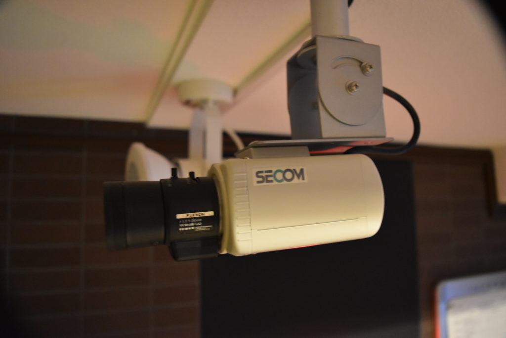 セコムMS-1カメラ